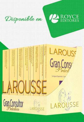 Gran consultor práctico larousse 9 vols