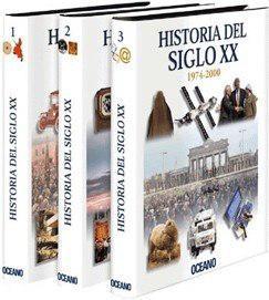 Historia del siglo xx 3 vols