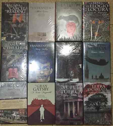 Paquete lote 12 libros literatura mirlo artes letras pasta d
