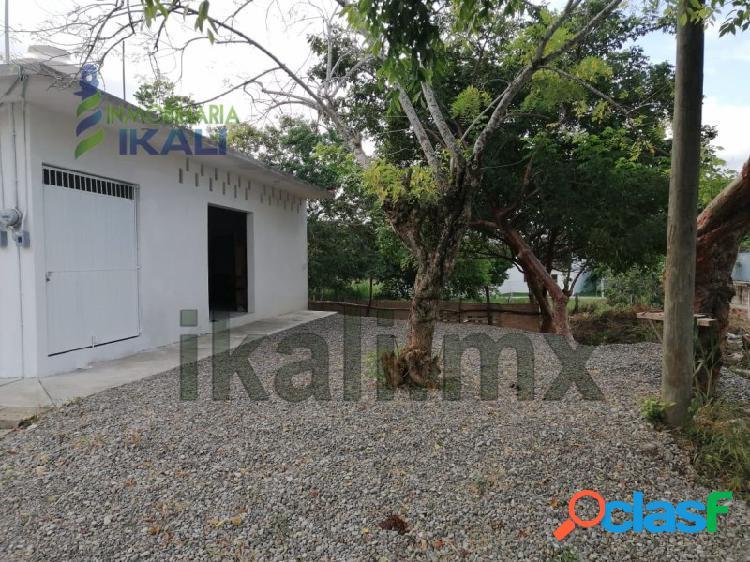 Renta local comercial Col. Campestre Alborada Tuxpan Veracruz., Campestre Alborada 3