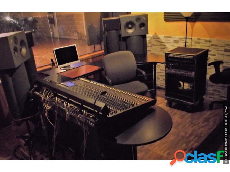 Renta de estudio de producción audio visual