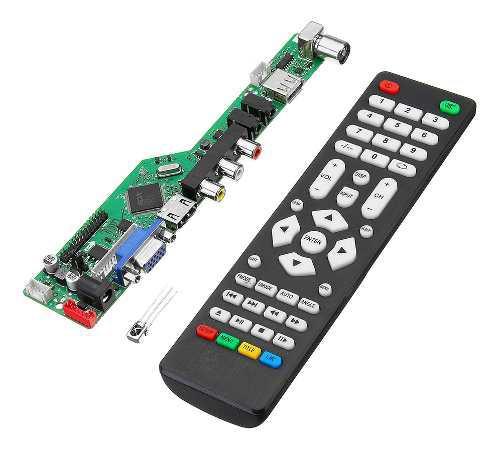 T.rd8503.03 universal lcd led controlador de tv controlador