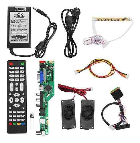 T.rd8503.03 universal led controlador de tv lcd controlador