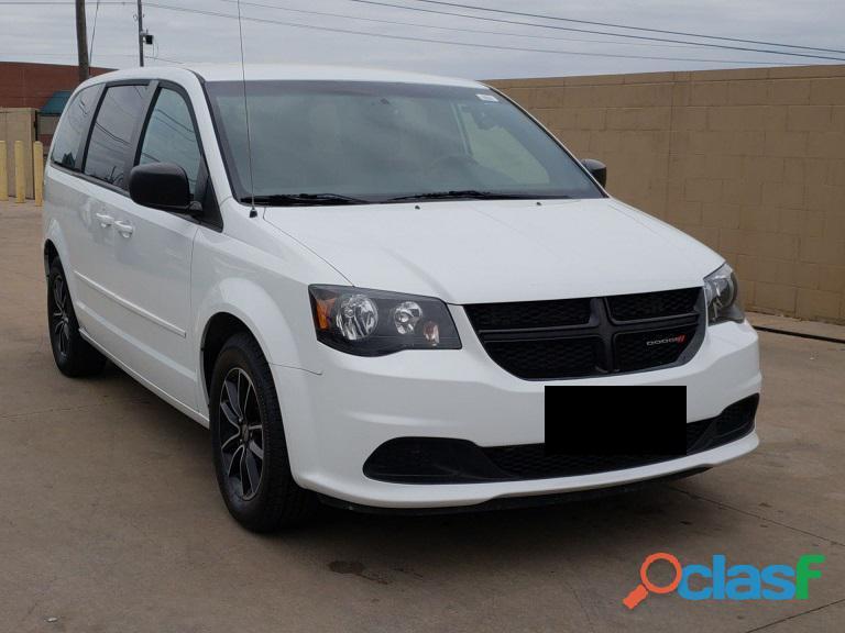 Chrysler grand caravan 2015