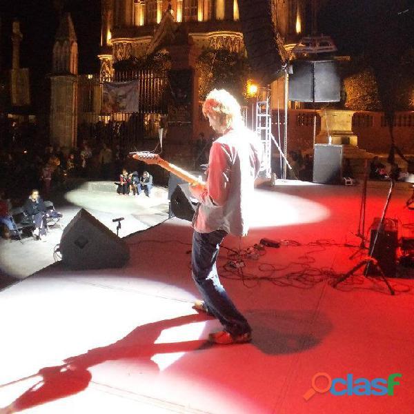 Clases de Guitarra a Domicilio! Zona Condesa/Escandón 2