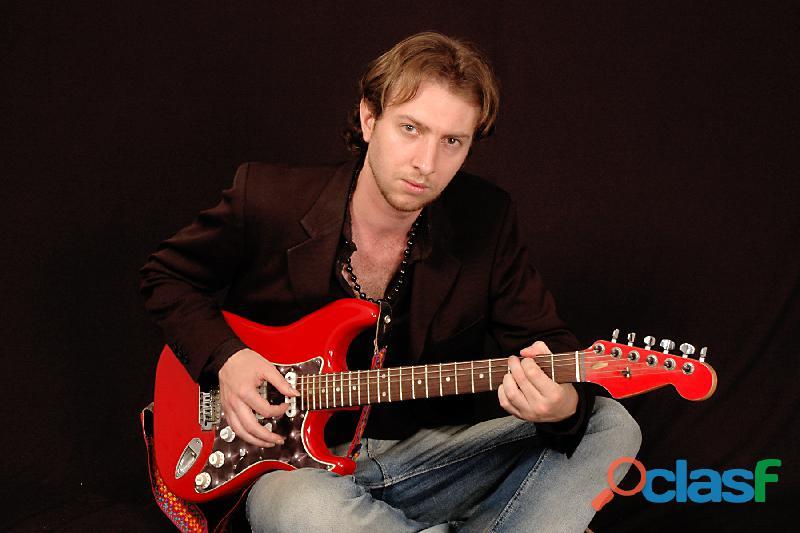 Clases de Guitarra a Domicilio! Zona Condesa/Escandón 3