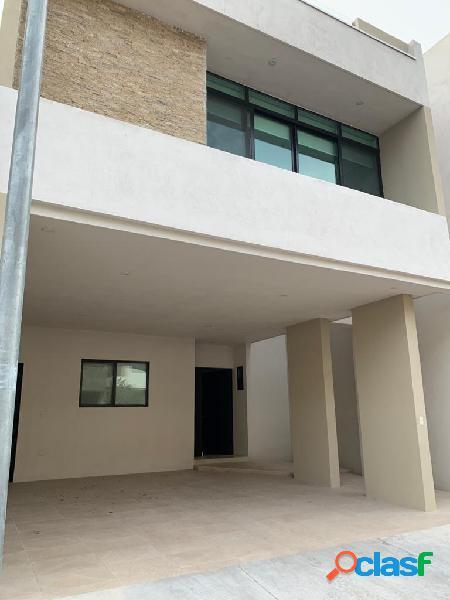 Casa nueva renta en privada sierra madre residencial cerca de udem colegio americano libre de derecho