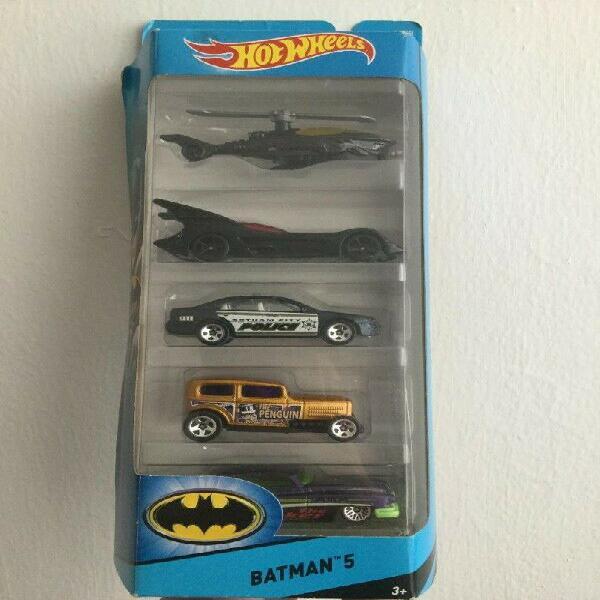 Coleccion vehiculos de batman y otros