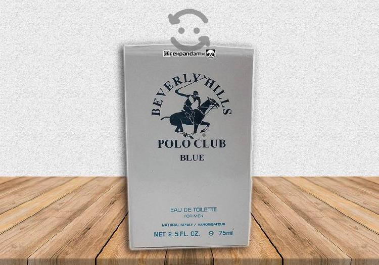 Perfume polo club blue 75ml