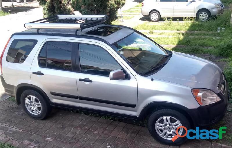 HONDA CRV 2003 4X4 4 CILINDROS AUTOMÁTICA, ZAPOPAN