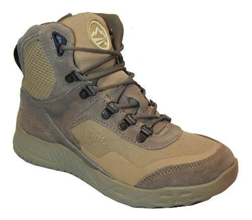 Excelentes botas tácticas swat cliff hombre piel 3700