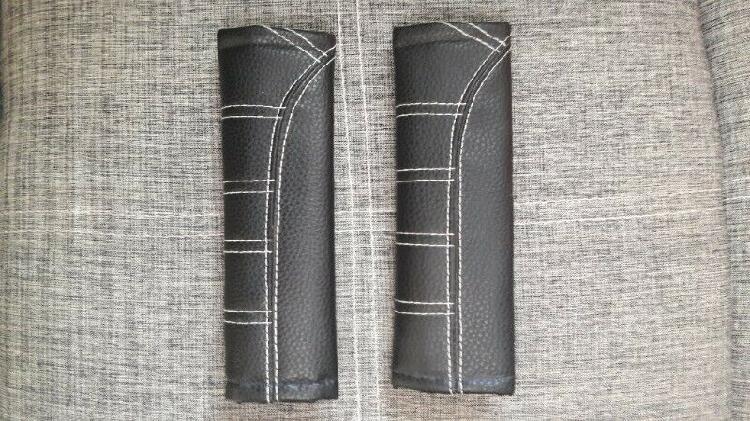 Juego de almohadillas nuevas universales para cinturones de