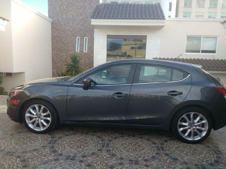 Mazda 3 hatchback seminuevo