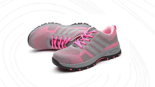 Zapatos de seguridad mujer ! meses sin intereses! iso 20345