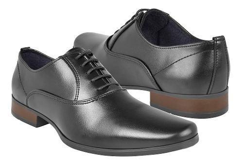 Zapatos de vestir para caballero stylo 10512 negro