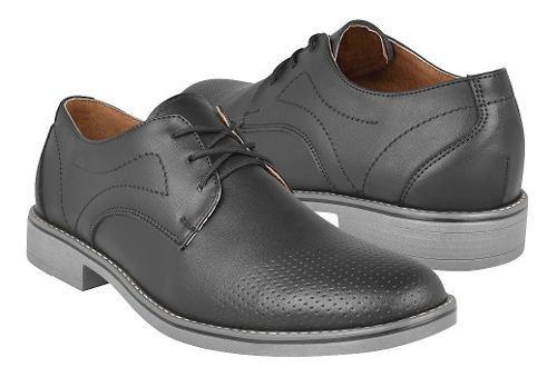 Zapatos de vestir para caballero stylo 3010 negro