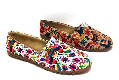 Zapatos mujer/ niña cerrado artesanal alpargata 23 diseños