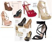 Fetichista de pies femeninos con tacones altos