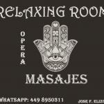 Servicio de masajes para dama!