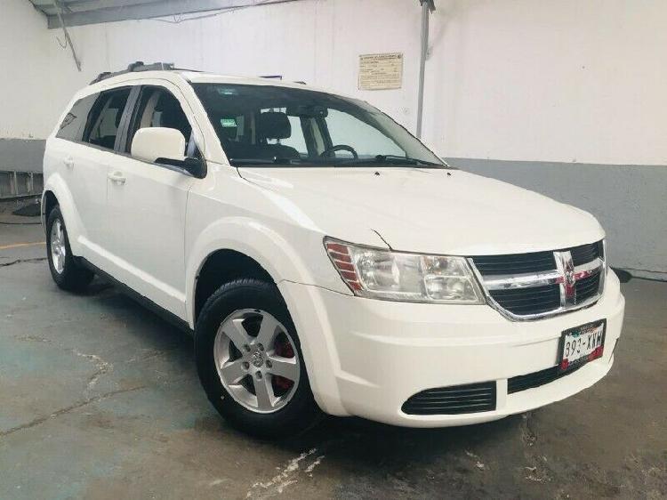 Dodge journey sxt automatica 4 cilindros a/ac b/a v/e