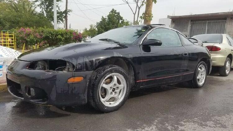 Eclipse turbo en partes!