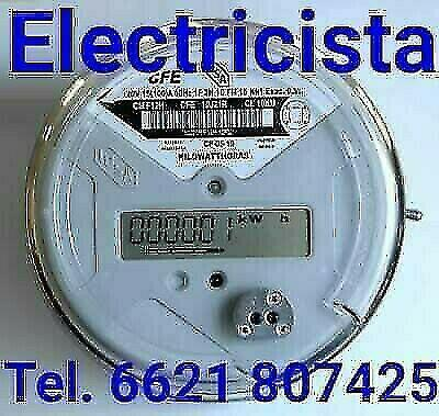 Electricista en hermosillo 6621807425
