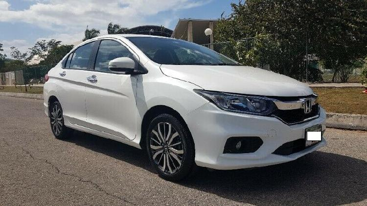 Honda city 2019 ex aut de lujo el mas equipado unico dueño