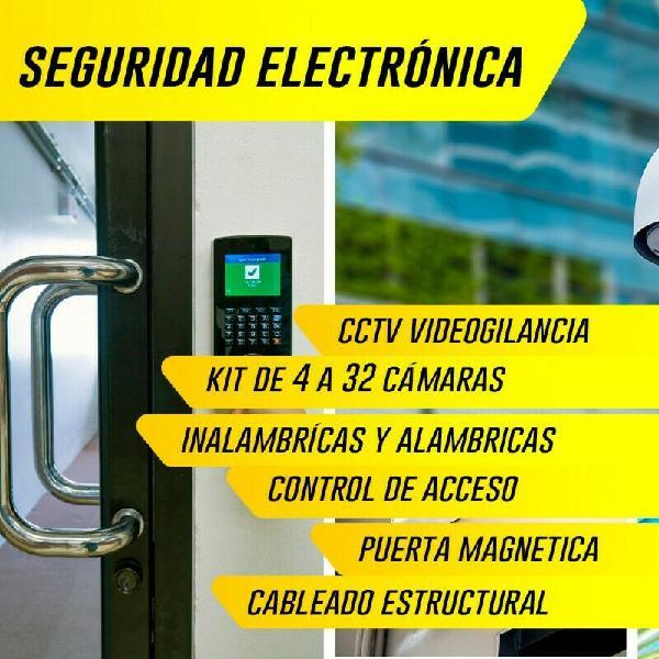 Seguridad electrónica en tijuana
