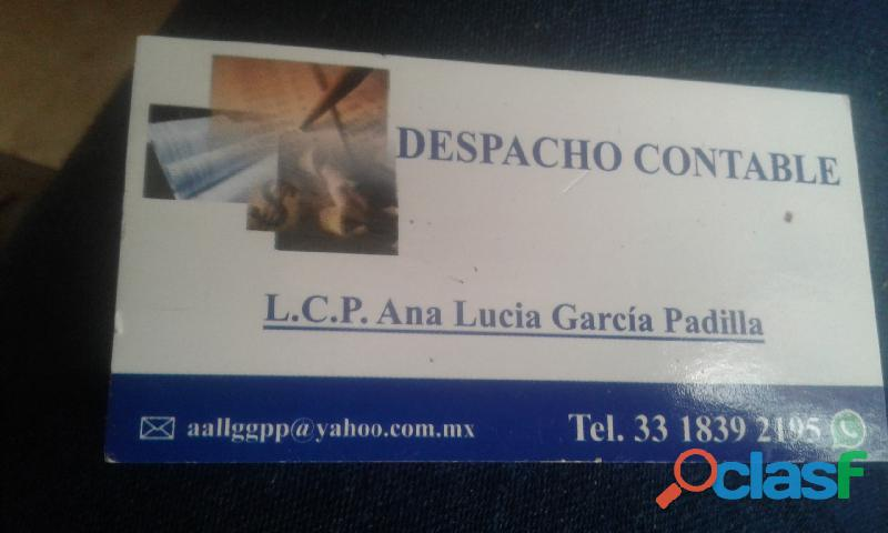 Despacho contable