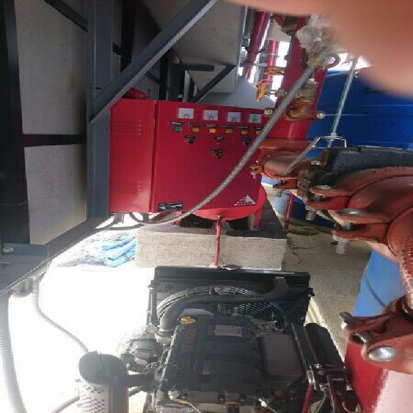 Servicio de reparaciond e motores electricos