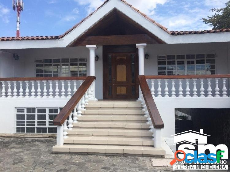 Casa en renta ubicada en la colonia el cerrito(smc-1927)