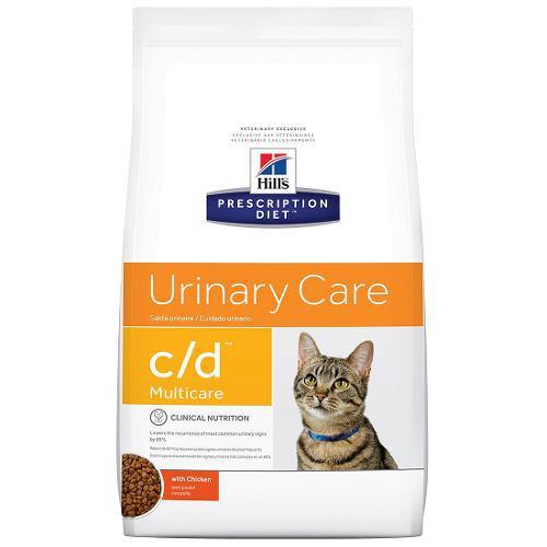 Alimento gato croqueta prescription urinary care 3 kg hill's