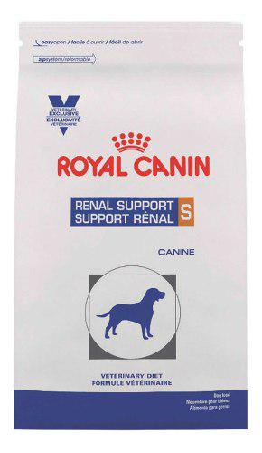 Alimento royal canin renal support 8 kg