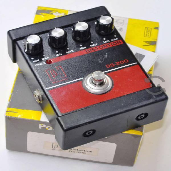Beta Alvin Distortion DS-200