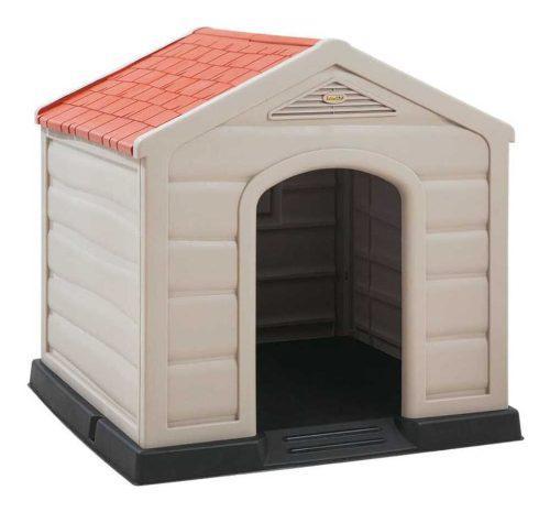 Casa termica mascotas perros grandes exterior vs frio lluvia