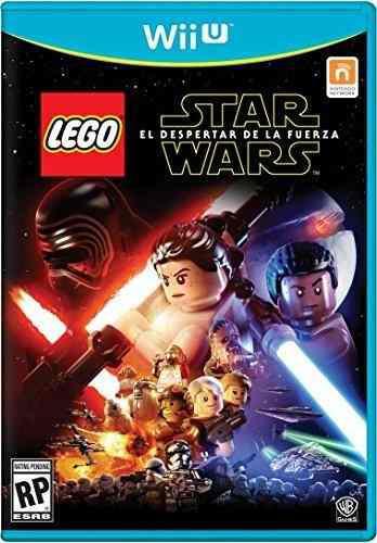 Juego lego star wars el despertar de la fuerza para wii u