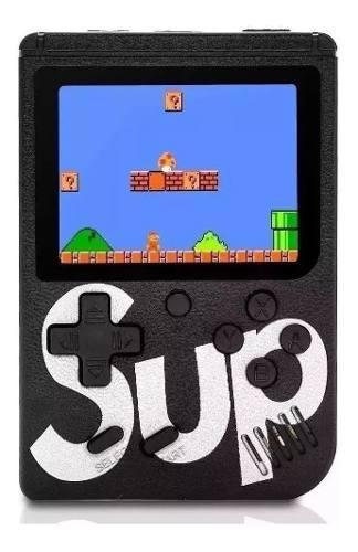 Mini consola de videojuegos portatil retro meon 400 juegos