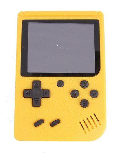Mini consola portátil game retro fc plus 168 videojuegos
