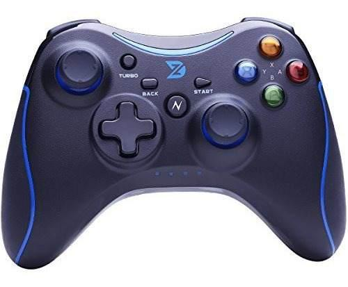 Zdn [2.4g] controlador inalã¡mbrico para videojuegos para