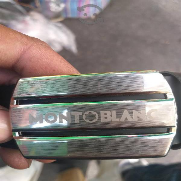 cinturon montblanc
