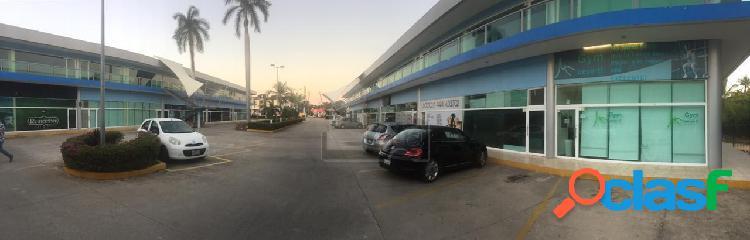 Venta o renta de local en plaza cocos zona acapulco diamante
