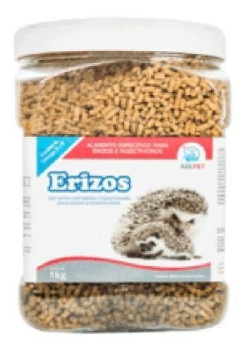 Alimento para erizos e insectívoros de 1 kg