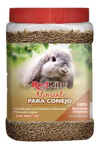 Alimento premium para conejo redkite 1 kg