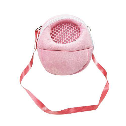 Bolsa mascotas pequeño portátil erizo hámster que lleva
