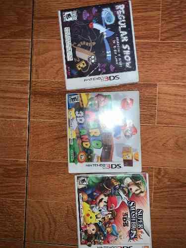 Juegos de nintendo 3ds