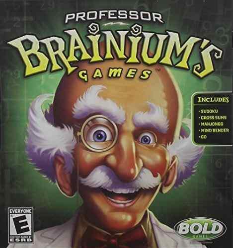 Juegos del profesor brainium