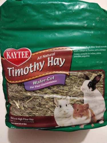 Kaytee heno pasto timothy cuyo, conejo, chinchilla 454 g.