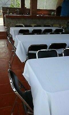 Renta de sillas y mesas