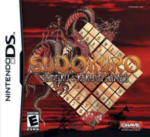 Sudokuro: Juegos Sudoku Kakuro Nintendo Ds