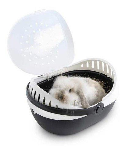 Transportadora conejo hurón elmo large pequenas especies